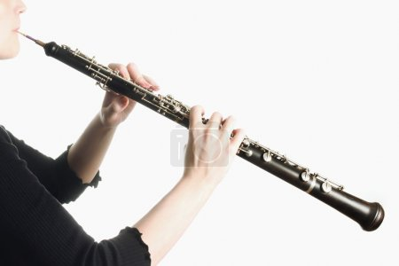 Musical instruments - oboe
