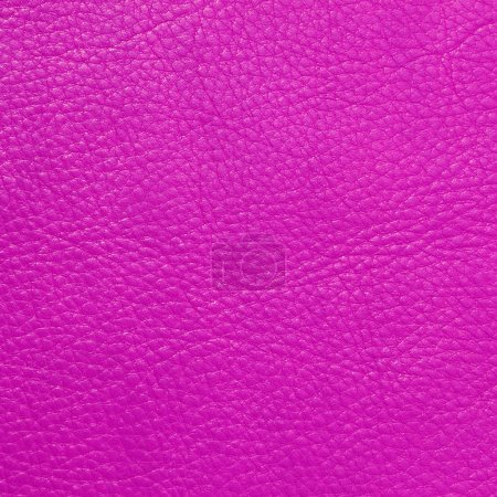 Vivid pink leather background