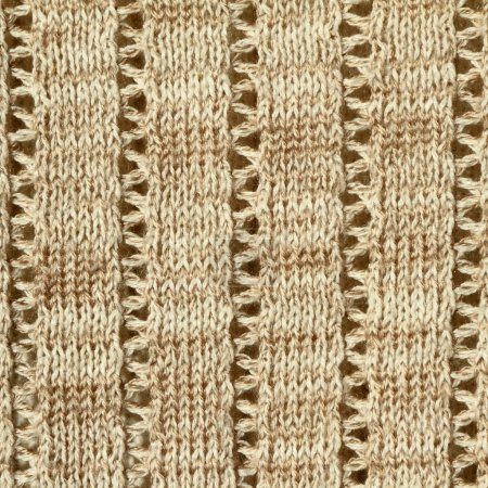 Photo for Knitted fabric - Royalty Free Image