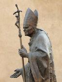 Statue of Pope John Paul II by Zemla ( Blessed John Paul or Jo