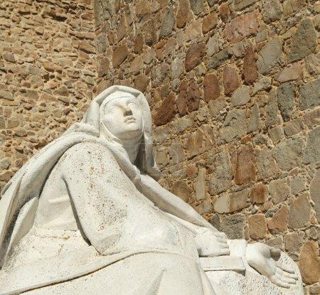 Teresa of Avila, also called Saint Teresa of Jesus, baptized as