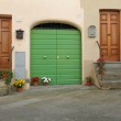 Cute doorways to the tuscan house...