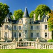Chateau Pichon Lalande palace in region Medoc, Fra...