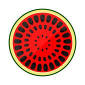 Ikona polovinu melounu