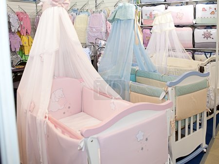 Baby cots four poster the storefront