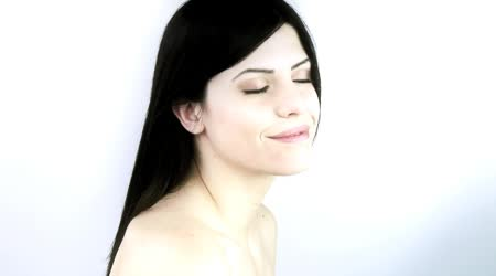 Gorgeous caucasian lady
