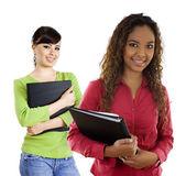 Mujeres estudiantes