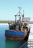 Staré rybářské lodi