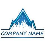 Vector of Mountains company logo