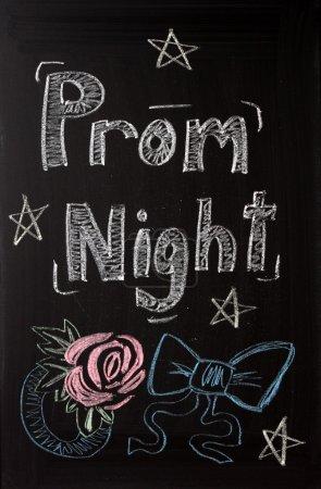 Prom Night Sign