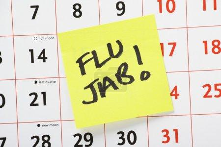 Flu Jab Reminder