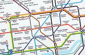 London underground anzeigen