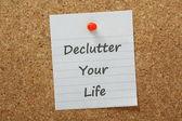 Declutter svůj život