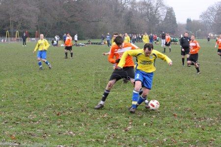Amateur Football Match
