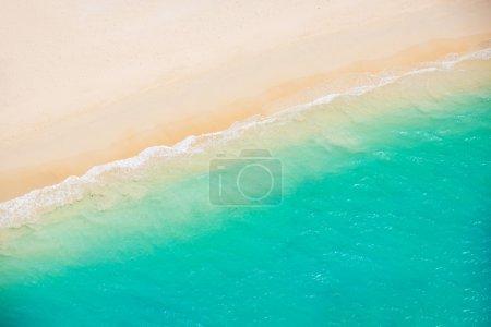 Beach and Sea.
