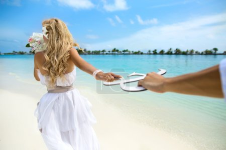 Wedding on Maldives
