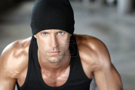 Sexy tough guy