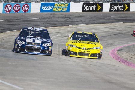 NASCAR 2013: Sprint Cup Series GOODY'S HEADACHE RELIEF SHOT 500