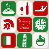 Design elemek - Olaszország
