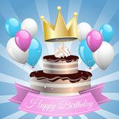 Ilustrace k narozeninám