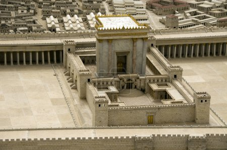 Photo for 3th temple of jerusalem in Israel - Royalty Free Image