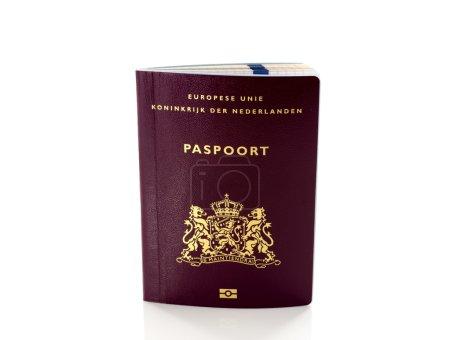 new dutch passprt
