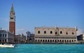 Venedig, Italien Doge Palast century