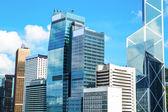 Commercial Buildings in Hong Kong
