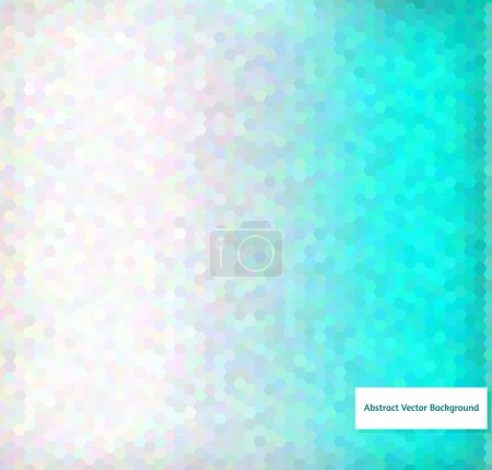 Illustration for Abstract vector polygonal background for Your design. - Royalty Free Image