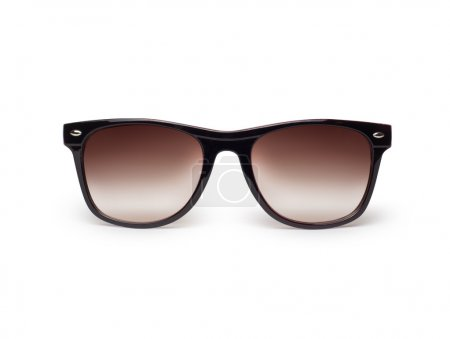 Photo for Sunglasses isolated against a white background - Royalty Free Image