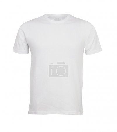 Photo pour T-shirt blanc - image libre de droit