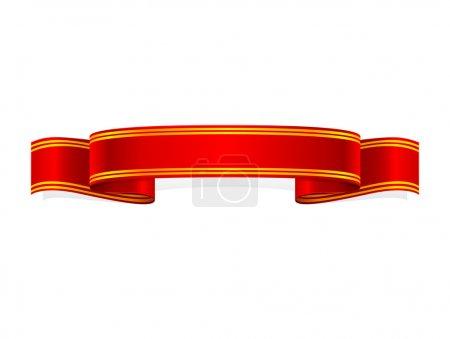 ribbon christmas holiday style