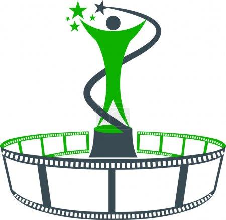 Film award logo