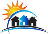 Moc domů logo