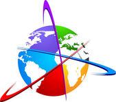 Svět logo