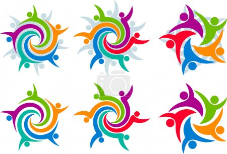 Couple collection logos