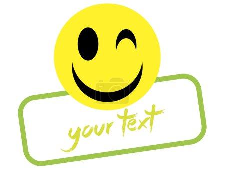 winking smile icon