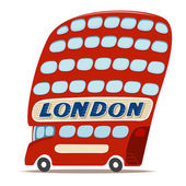 Caricature of symbol of London -