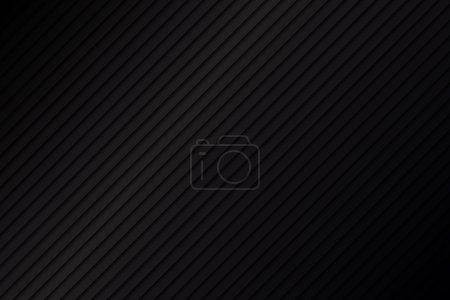 Photo pour Fond abstrait métallique noir - image libre de droit