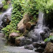 Krásný malý vodopád