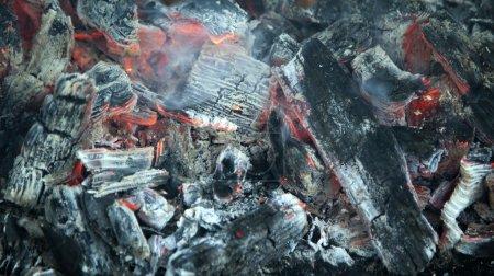 combustion du bois de feu