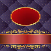 Navy blue and maroon background