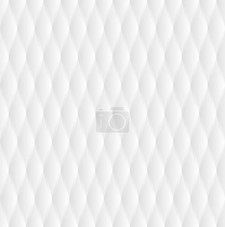 Illustration for White neutral background or pattern seamless - Royalty Free Image