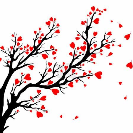 Valentines day tree.