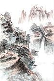 Tradiční Čínská malba