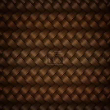 Tiling wicker texture