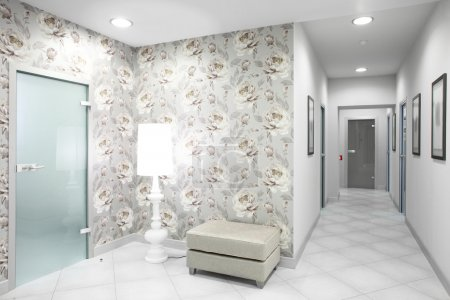 Photo for Brand new and empty european luxury medical clinic - Royalty Free Image