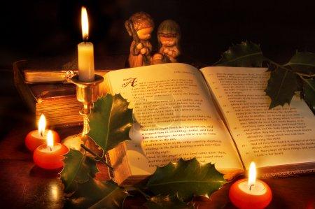 Noël dans la bible