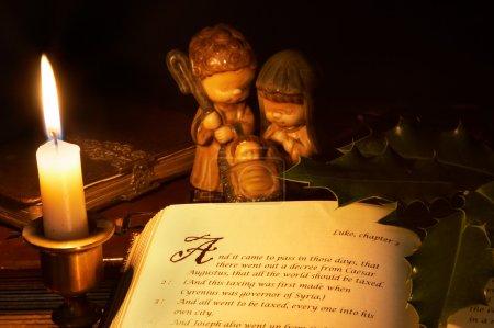 Histoire de la Nativité