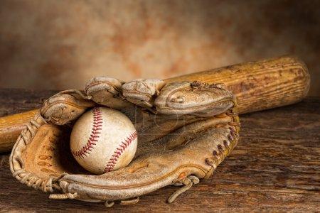 Vintage baseball memories